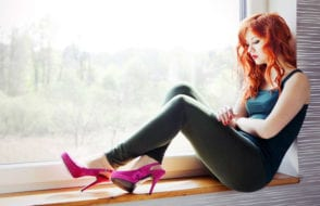 High-Heeled-Shoe-Models