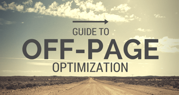 Off page Optimization SEO techniques for Webmasters