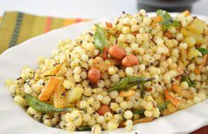 Cooking tips to prepare marathi style Sabudana khichdi recipe