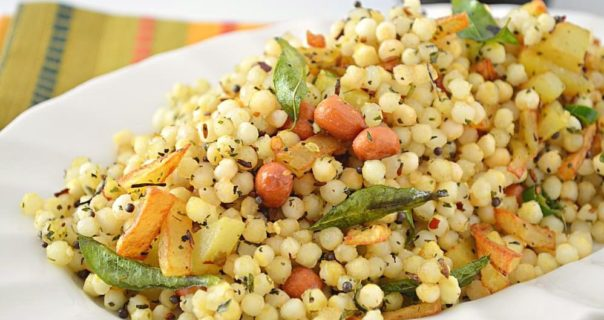 Cooking tips to prepare marathi style Sabudana khichdi recipe