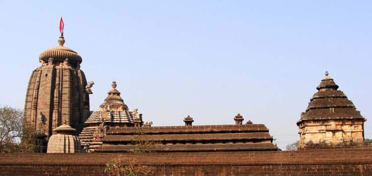 The-Lingaraj-Temple