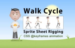 CSS Sprite images Example to reduce HTTP Requests
