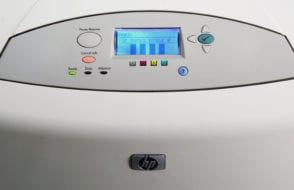 About HP Laserjet 5500 Printer