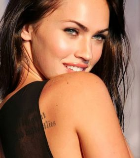 Know more about your favorite Celebrity Megan Fox