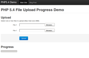 Script for PHP upload image file to Server using move_uploaded_file()
