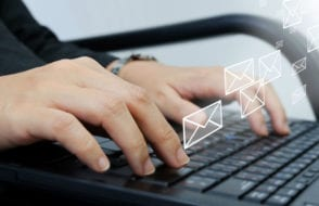 PHP mail function to Send email & Encoded attachments