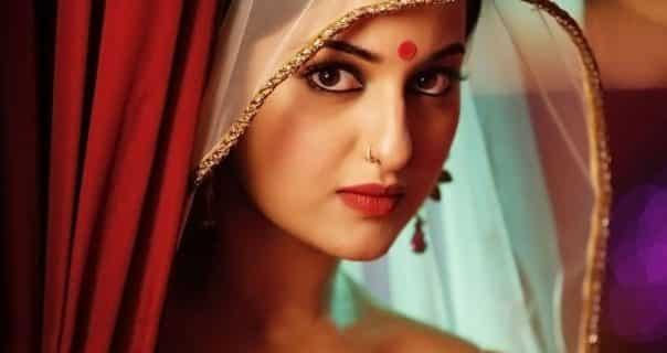 Hot & Awaiting Bollywood Actress Sonakshi Sinha photo Stills