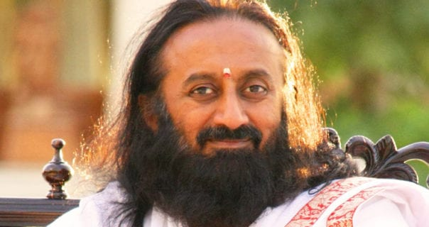Know more about Sri Sri Ravi Shankar Guruji & Art of Living