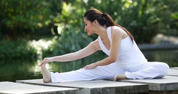 Are you too unfit for Yoga?