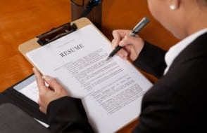 The importance of a detailed CV Review