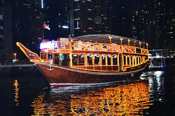 Tips to enjoy your day on Dhow Cruise in Dubai Marina - Magazine cover