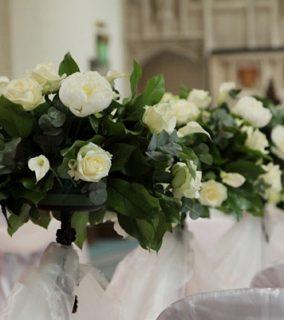 Top 5 beautiful Wedding Flower Arrangements