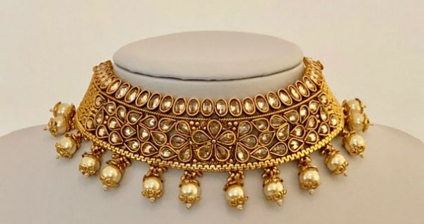 0c2d89a8d The latest Gold Necklace designs available Online at affordable Rates